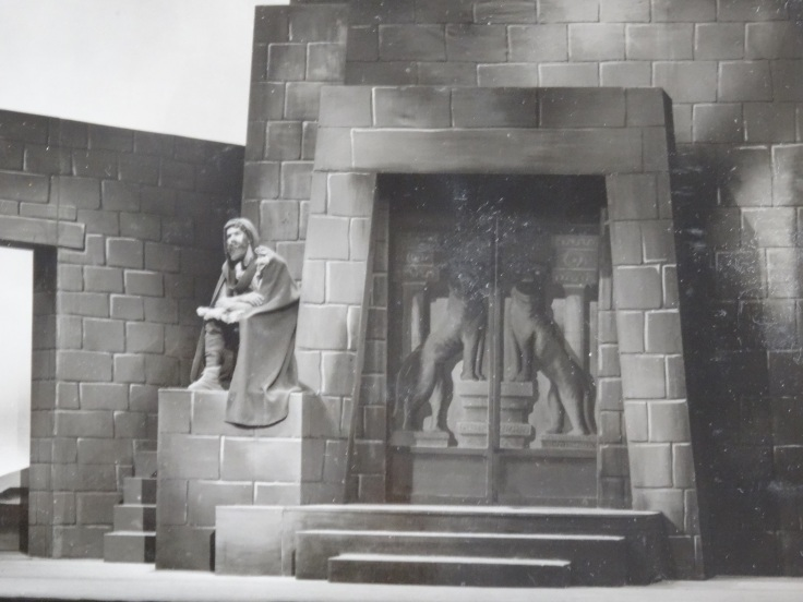 agamemnon 1953 watchman